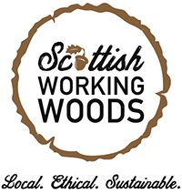 Scottish Working Woods Logo